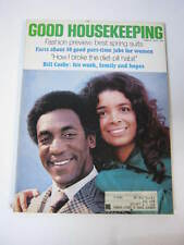 Good Housekeeping Magazine 1970 March Bill Cosby