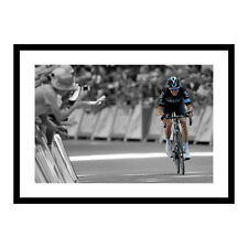 Chris Froome 2016 Tour de France Spot Colour Cycling Photo Memorabilia