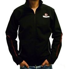New Official Bimota Mans Black SoftShell Coat