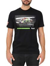 New Official Kawasaki Tom Sykes Photo T'Shirt - 15 31529