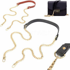 Chain & Purse Leather Shoulder Crossbody Bag/Handbag/Handle Strap Replacement