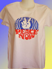 NEW HIPPY TSHIRT - Peace Now