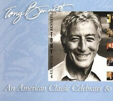 Tony Bennett CD The Ultimate Tony Bennett FREE SHIPPING