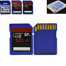 High Quality SD Card Secure Digital Memory Card For Nikon Canon Camera PC Tablet