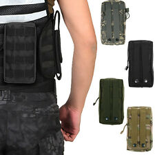 Waterproof Nylon Tactical Waist Bag Medical Military First Aid Nylon Sling Pouch