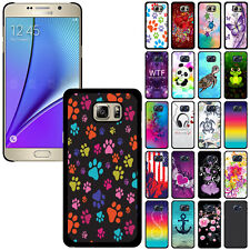 For Samsung Galaxy Note 5 N920 Slim Design Protector Hard Back Case Cover Skin
