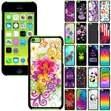 For Apple iPhone 5C Slim Various Design Protector Hard Back Case Cover Skin