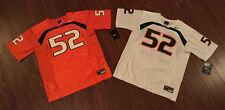 Miami Hurricanes Youth Nike Football Replica Jersey New With Tags Ray Lewis