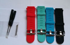 Silicone Watch Replacement Band Strap For Garmin Forerunner 920XT Wristband