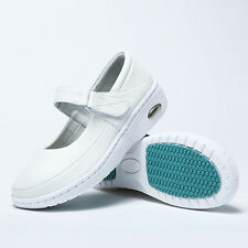 New Nurse Shoes Anti-Slip Comfy Doctor Work Casual Shoes Air Cushion Trainers
