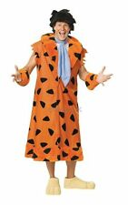 Fred Flintstone Fancy Dress Costume Mens Red TV and Film Costumes