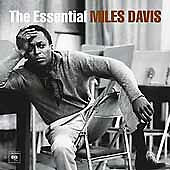 The Essential Miles Davis [Columbia/Legacy] by Miles Davis (CD, May-2001, 2 Dis…