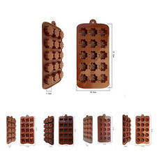 Muffin 1pcs Mold Bakeware Cake Cookie Candy Chocolat New Mould Jelly Ice Baking
