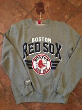 Mitchell & Ness BOSTON RED SOX Men's Large Sweatshirt Crewneck New NWT