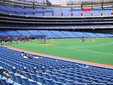 08/26/2017 Toronto Blue Jays vs Minnesota Twins Rogers Centre 113AR