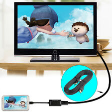 3.5mm Male to Male 1m Stereo Audio AUX Auxiliary Cable For iPhone iPod JK