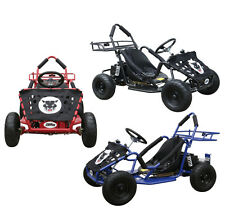 Youth Kids Teen 1800W Mini Go kart Quad Bike ATV 4 Wheeler Kids Off-Road 100kg