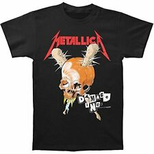 Metallica Damage Inc Tour Metal Band Rock Music Adult T Tee Shirt MET2003