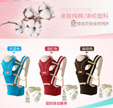 Ai Bei multi-functional breathable baby strap waist stool bag
