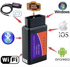 1*ELM327 OBD2 Car Diagnostic Scanner CAN-BUS Bluetooth for Mobile ANDROID CarNL