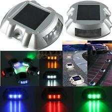Waterproof Solar LED SMD Outdoor Garden Ground Deck Path Road Drive Light Lamp