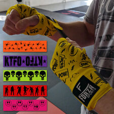 """Forza 180"""" Mexican Style Boxing Handwraps"""