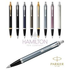 PARKER IM BALLPOINT PEN - 2017 range now available in a wide choice of colours