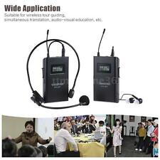 TAKSTAR WTG-500 6 Selectable Channels UHF Wireless Transmission System S3Z5