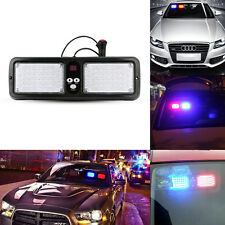 86 LED Super Bright Emergency Warning Strobe Flashing Car Sun Visor SunShield UK