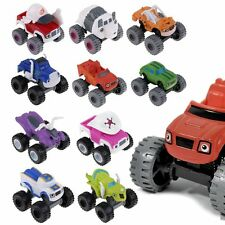 Blaze and the Monster Machines Vehicles Diecast Toy Racer Cars Trucks Kids Gift