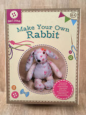 Make Your Own Rabbit Craft Children's,  Sewing Kit by Tobar Creative Toy New