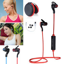H44 Bluetooth Wireless Stereo Earphone Earbuds Sport Headset Headphone Universal