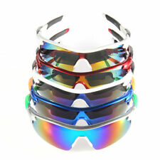 Sport Cycling Bicycle Bike Riding UV400 Protective Sun Glasses Eyewear Goggle XW