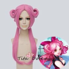 New Fashion men woman party Game style short cosplay wig Anime hair