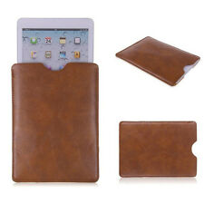 "1X Soft Leather Sleeve Pouch Case Cover Bag For 8"" 9"" 10"" Tablet PC MID Hot Sale"