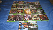 XBOX 360 GAMES BUNDLES COLLECTIONS - ALL AGES - NEW/SEALED - FREE POSTAGE!!