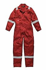 Dickies WD2279 Cotton Coverall New Cotton 260 gsm Mens New Overall Boilersuit