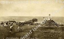 Norfolk Hunstanton The Cross and Pier Old Photo Print - Size Selectable
