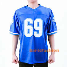 Billy Bob #69 Football Jersey Varsity Blues Movie Stitched West Canaan Coyotes