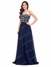 Grace Karin Women Ball Gown Cocktail Formal Evening Prom Party Dress CUSTOM SIZE