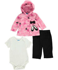 """Bon Bebe Baby Girls' """"Tiny Dancer"""" 3-Piece Outfit"""