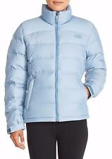 The North Face Nuptse 2 Packable Cool Blue 700-Fill Down Jacket Size XS $220