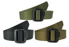 "New 5.11 Style 59551 1.5"" TDU Belt Black Tdu Green Coyote Brown"