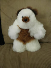 Brand New Soft Baby Alpaca Teddy Bear Handmade In Peru 14 inches Tall #123032