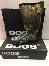 Bogs Men's Classic Realtree High Camo Boots  71683   New in Box