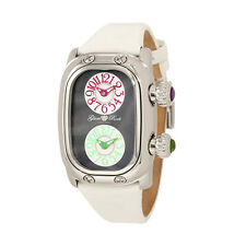 Glam Rock Analog Casual Watch  White  Ladies GR72408