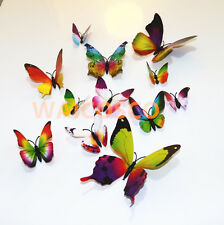Flying Butterfly  Quotes Wall Stickers Art Decals Home Decor X-Large