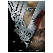 VIKINGS The Complete First Season One 1 (DVD, 2013, 3-Disc Set)