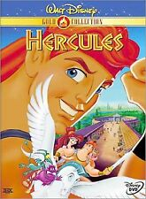 Hercules (DVD, 2000, Gold Collection Edition)  Disney  Animated