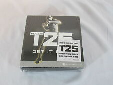 Focus T25 Fitness DVD set Workout Brand New